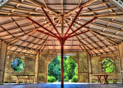 Summer House, Adelaide Botanic Garden