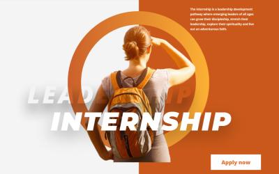 Leadership Internship – stay tuned for 2022!